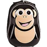 Cuties and Pals valise enfant, sac à dos enfant (sac à dos, singe marron)