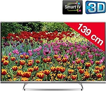 PANASONIC VIERA TX-55AS650E - Televisor LED 3D Smart TV + Kit de limpieza SVC1116/10: Amazon.es: Electrónica