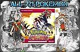 eon ticket - Unlocked Pokemon Omega Ruby with all 721 Shiny Battle Ready Pokemon, Items, and More!