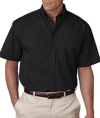 Royal Ultra Club Adult Short Sleeve Whisper Twill Shirt