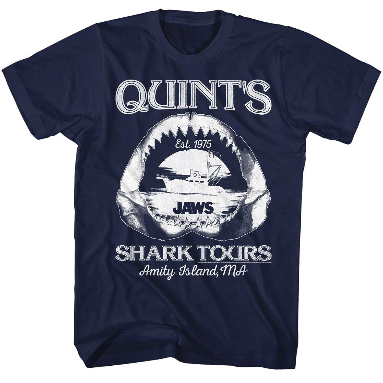 Jaws - Mens Shark Tours T-Shirt