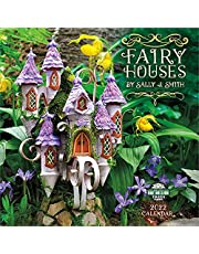 Fairy Houses 2022 Wall Calendar: By Sally J. Smith