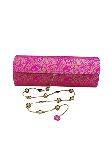 Bhamini pink patrika or kankotri invitation card shaped clutch bhamini pink patrika or kankotri invitation card shaped clutch stopboris Choice Image