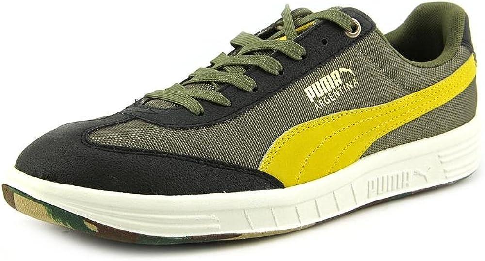 Puma para hombre de las zapatillas de deporte resistente Argentina: Amazon.es: Zapatos y complementos