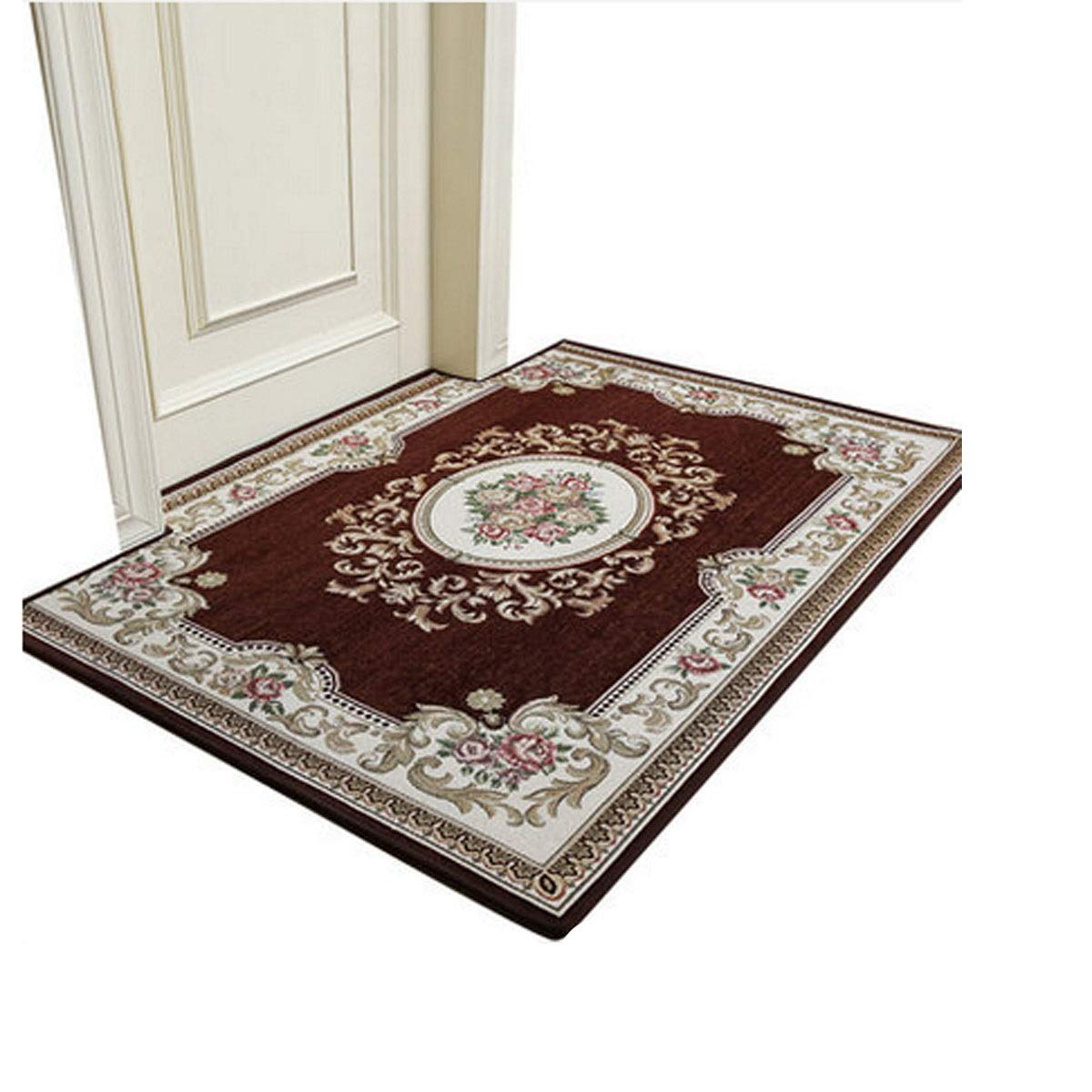 2032 inch Doormat,Suitable for Living Room Kitchen Bedroom Bathroom,Waterproof,Washable,Easy Clean,Strong Anti-Slip, Environmentally Friendly and Healthy Without Formaldehyde,32  40 inch (Size   20  32 inch)