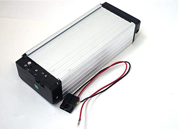 Amazon.com : E-bike Battery,48V 20AH Lithium Li-ion Battery with Charger, for 1000W /1500W E-bike Kit, Electric bicycle Scooter Rear rack Power.