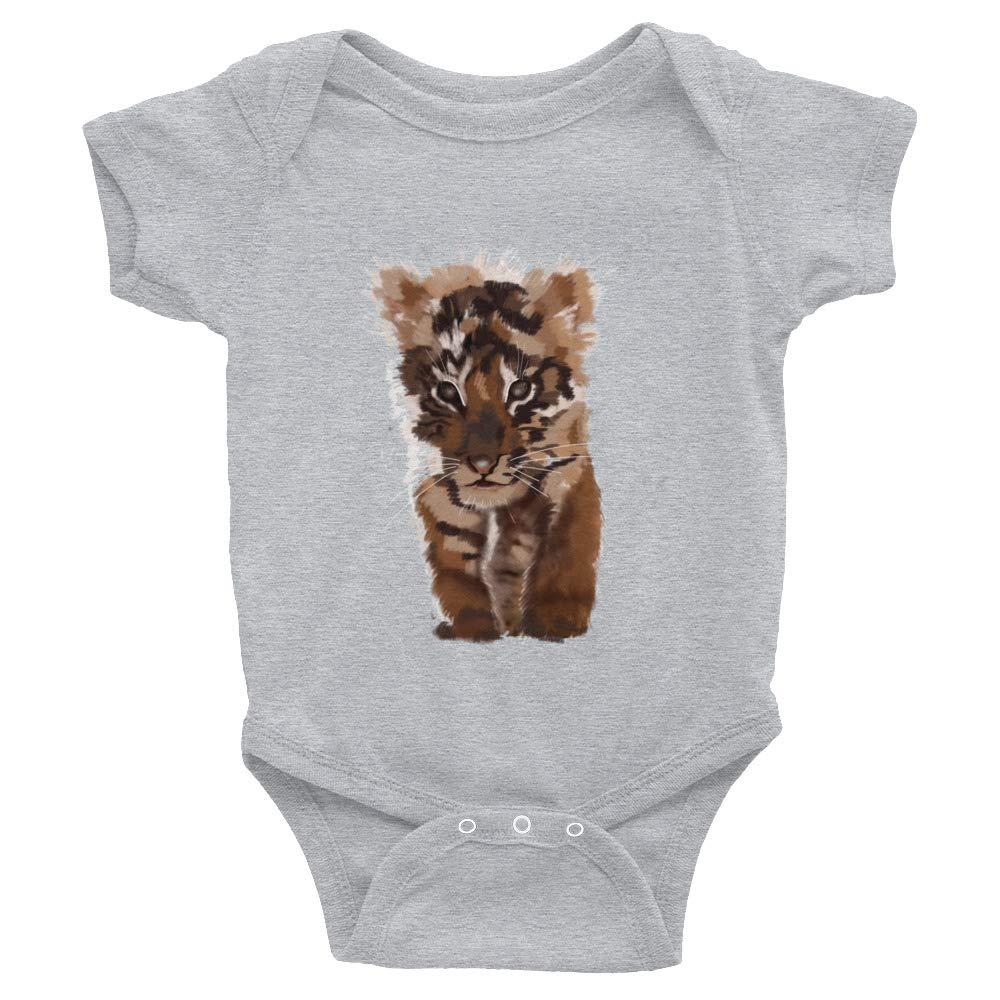 Tiger//Infant Bodysuit