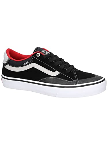 96a57ed1838302 Vans TNT Advanced Prototype Black White Red Skateboarding Shoes (The Most Advanced  Skate Shoe in