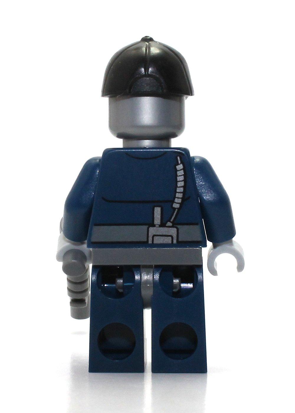 amazon com lego the movie loose mini figure robo swat toys u0026 games
