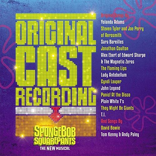 Vinyl Musical (Spongebob Squarepants New Musical (180G/Gatefold) O.C.R.)