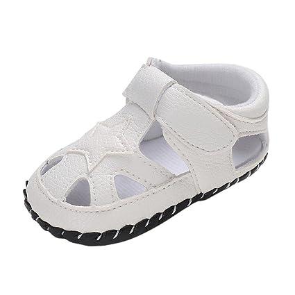 Zapatos Bebe Niño Primeros Pasos, ❤ Amlaiworld Sandalias de bebé ...