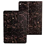 iPad Pro 10.5 Case, NEESI Smart Case with Auto Wake/Sleep Function Hard Back Slim Full Body Protective Cover Leather Case Rugged Shockproof with Stand Case For Apple iPad Pro 10.5 inch (Marble Black)