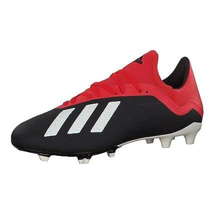 a55c6e7561adb Amazon.com: adidas X 18.3 FG Football Boots - Adult - UK Size 8 ...