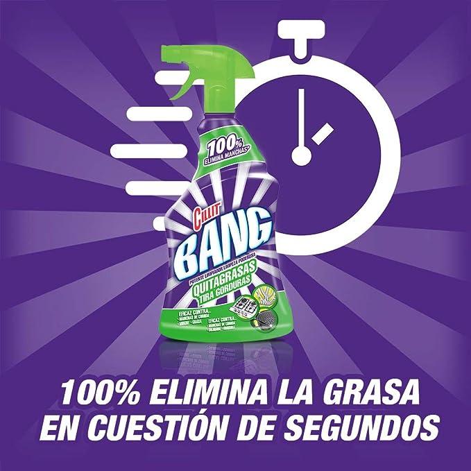 PACK Cillit Bang Potente Limpiador Spray Grasa & Brillo 750 ml + Cillit Bang Potente Limpiador Spray Antical 750 ml: Amazon.es: Amazon Pantry