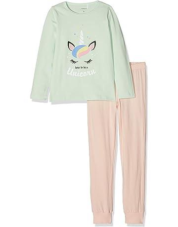 NAME IT Nkfnightset Spray Noos, Pijama para Niñas