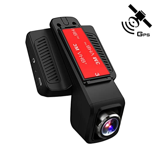 264 opinioni per TOGUARD Telecamera per Auto GPS WiFi, Auto Dash Cam, Full HD 1080P 2,45 Pollici