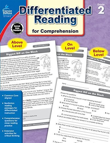 reading comprehension books pdf free download