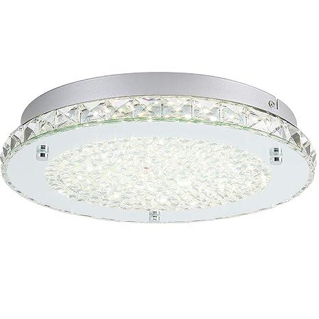 Analytical Led Modern Iron Acrylic Round Black White Led Lamp.led Light.ceiling Lights.led Ceiling Light Ceiling Lamp For Bedroom Refreshing And Beneficial To The Eyes Lights & Lighting Ceiling Lights