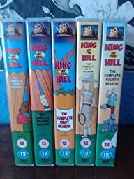 King of the Hill - Season 1-5 [DVD]: Amazon.co.uk: Mike Judge ...