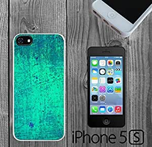 Classic Green Metal Custom made Case/Cover/skin FOR iPhone 5/5s