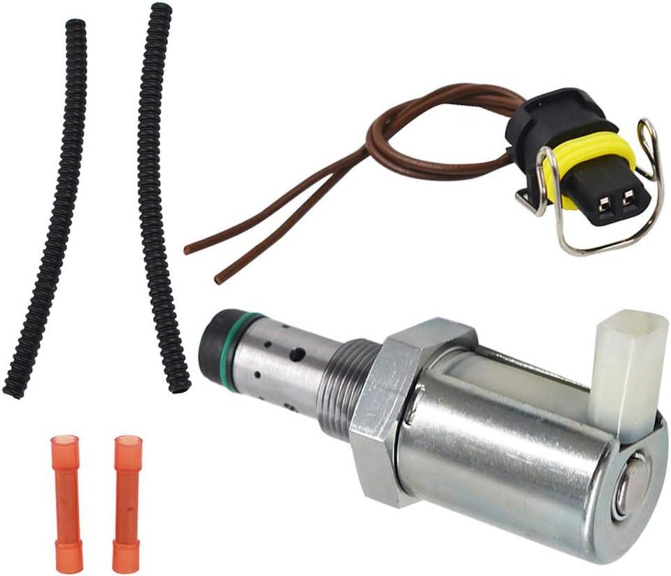 Injector Pressure Regulator Valve IPR For Ford Powerstroke Diesel 6.0L 03-10