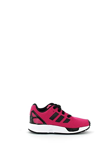 176a9e500 adidas Baby ZX Flux Techfit Training Shoe in Fuxia M19400 mesh Fabric
