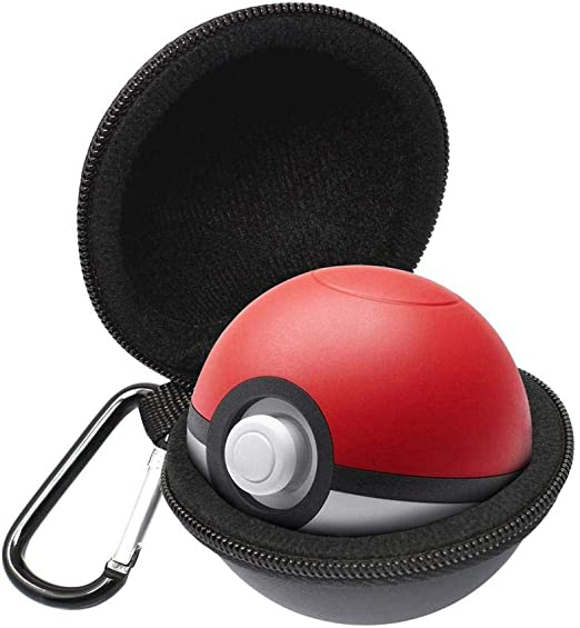 AOLVO - Funda de Transporte Compatible con Poke Ball Plus para ...