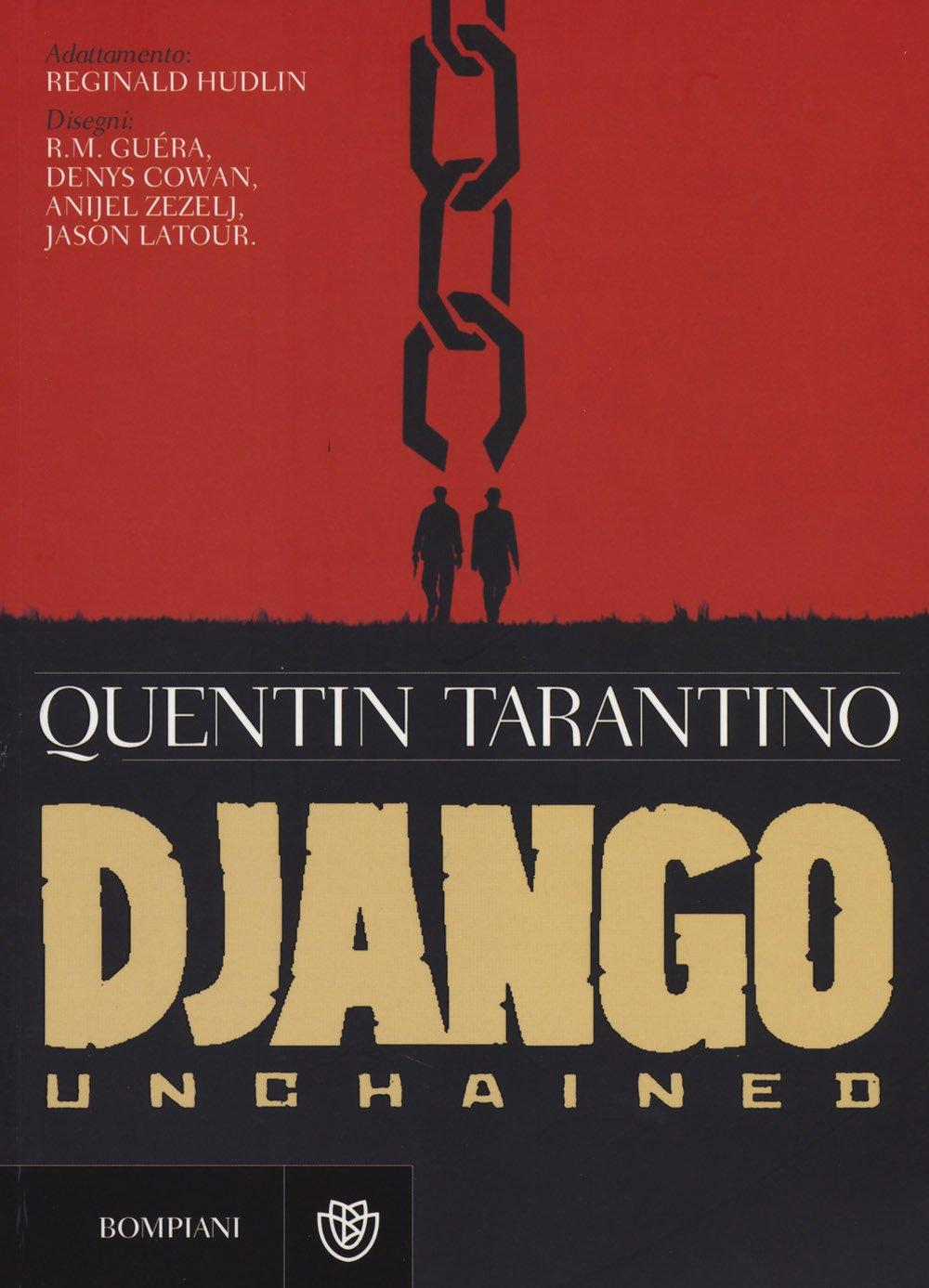 Django Unchained : Tarantino, Quentin, Cristofori, Alberto: Amazon.it: Libri