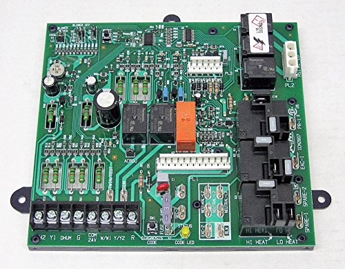 ICM Controls ICM2807 Furnace Control Board OEM Replacement Carrier for 325879-751 and HK42FZ017 by ICM Controls (Image #1)