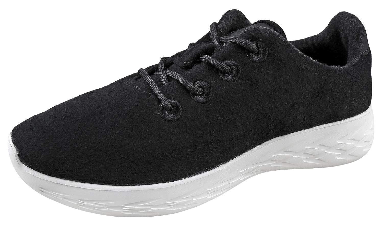 c5e13491a0808 Urban Fox Mens Parker Wool Sneakers | Wool Shoes | Runners Running Shoes |  Walking Shoe for Men