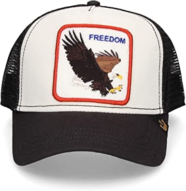 Goorin Bros FREEDOM TRUCKER BASEBALL: Amazon.es: Ropa y accesorios