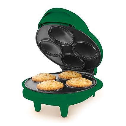 amazon com smart planet ppm 1k keebler personal pie maker kitchen rh amazon com Sunbeam Pie Maker Recipes Mini Pie Maker