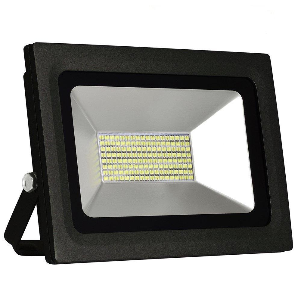 tac lighting vt floodlight white body light v smd led flood