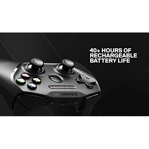 Will Steelseries Nimbus Work With Fortnite Mobile Steelseries Nimbus Bluetooth Mobile Tiendamia Com