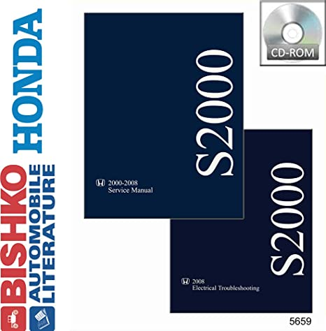 amazon com bishko automotive literature 2005 2006 2007 2008 honda rh amazon com