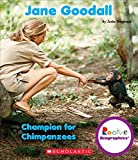 Jane Goodall (Rookie Biographies (Paperback))