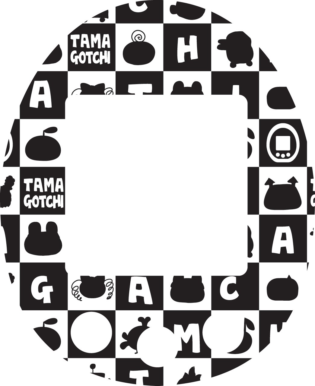 Gotchi Character Figure Kuchipatchi #120
