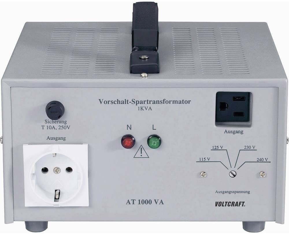 Voltcraft At 1500 Nv 1500 W 240 V Ac Elektronik