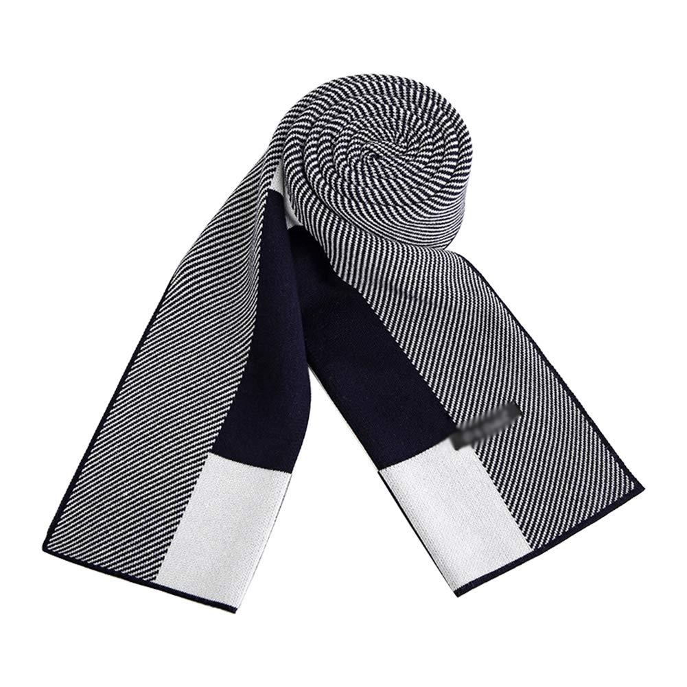 Gysad Boutique lana Bufanda hombre Cá lido y có modo Bufandas hombre Diseñ o clá sico Bufandas invierno