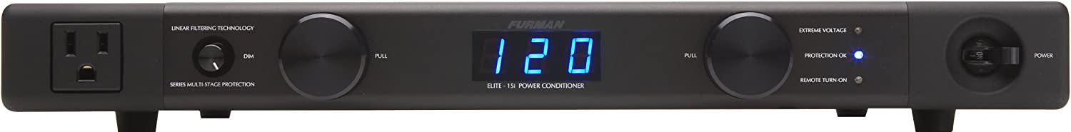Furman Elite-15i 7-Outlet Linear Filtering AC Power Source