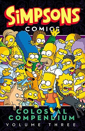 Download Simpsons Comics Colossal Compendium Volume 3 pdf