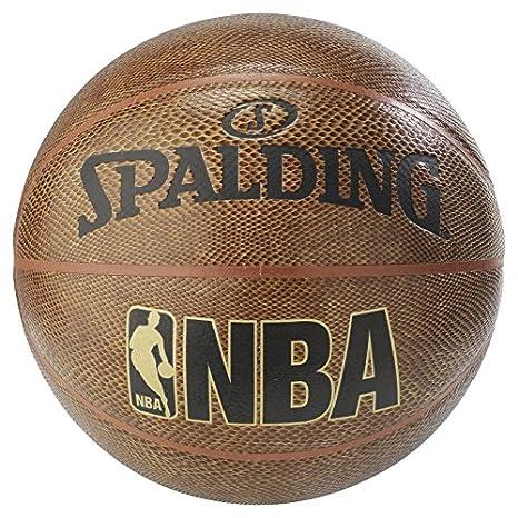 Spalding NBA Snake Sz.7 (76-155Z) Balón de Baloncesto, Unisex ...