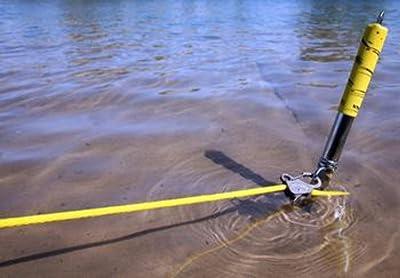 Metal On/Off Shore, Sandbar, Beach Shallow Water Anchor Spike [Slide Anchor] Picture