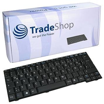 Teclado de ordenador portátil/Notebook Keyboard Intercambio Alemán QWERTZ de repuesto para Sony