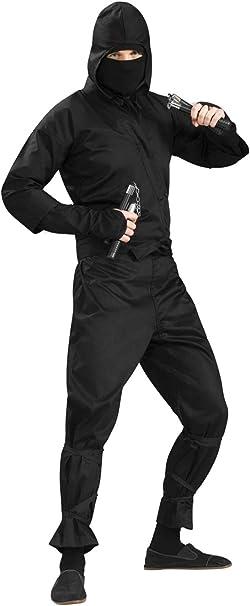 Amazon.com: Forum Complete Ninja Costume: Clothing