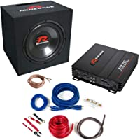 Renegade RBK550XL De 2 vías altavoz audio