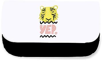 Animal Kingdom Character Tiger Yep Statement - Estuche para ...