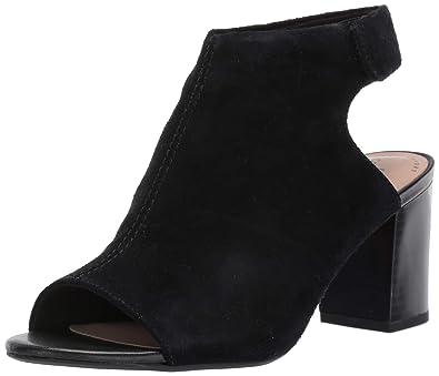 8977dce2a33 Amazon.com | CLARKS Women's Deva Bell Heeled Sandal | Heeled Sandals