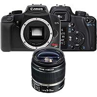 Canon Rebel XS EOS EF-S SLR Megapixel Digital Camera + EF-S 18-55mm is Lens (Certified Refurbished) (Lens Bundle)