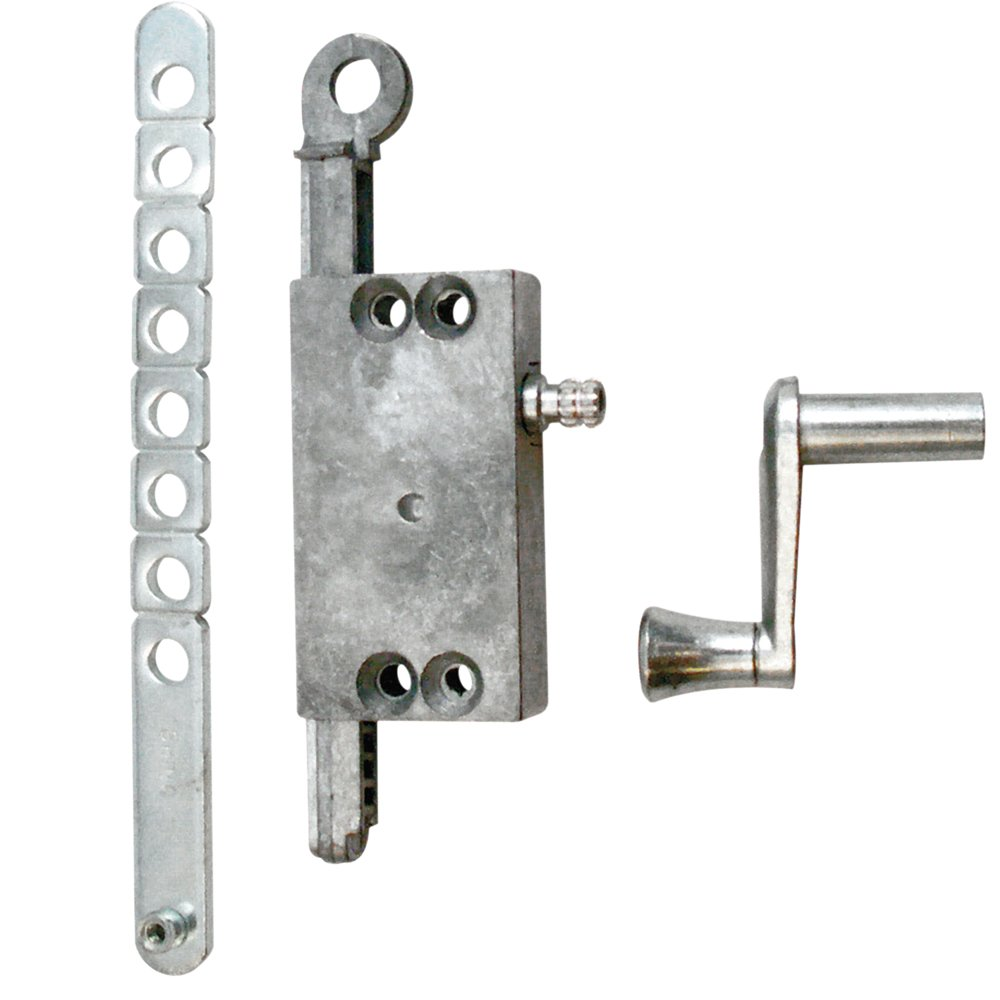 Prime-Line Products R 7015 Diecast Side Mount Louvre Window Operator Assembly